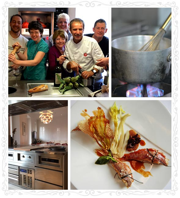 Cooking courses