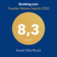 Booking.com review award 2020