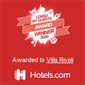 Hotels.com awarded